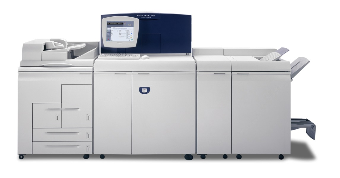 The Xerox Nuvera Copier Printer  Click here for a system tour Xerox Printers