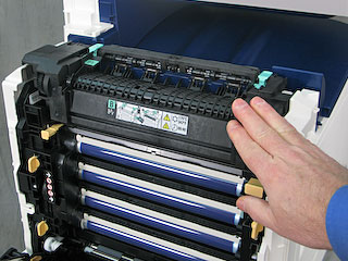 How do I perform maintenance and/or replace my fuser and imaging