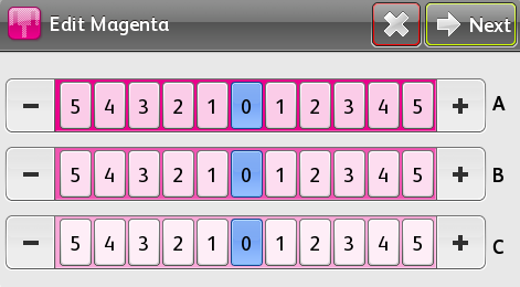 Edit Magenta