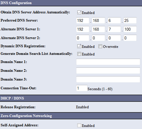 TCP/IP DNS