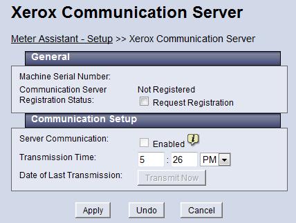 Communication Server