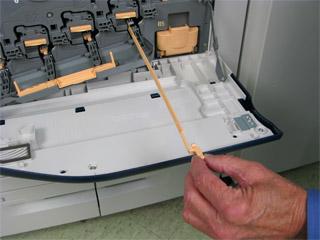 Printhead lens tool