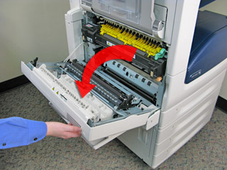 Find the Serial Number of your Xerox WorkCentre