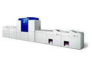 Xerox iGen3 Digital Production Press with Xerox FreeFlow Print Server and DocuSP
