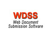 Xerox Web Document Submission Software (WDSS)