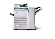 Xerox Document Centre 555 Multifunktionssystem