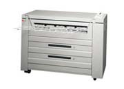 Xerox 8825 Printer with AccXES Controller serial number EV4
