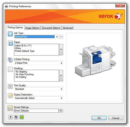 Xerox global print driver pcl6