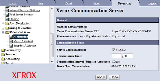 Server Communication