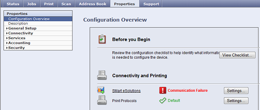 Configuration Overview