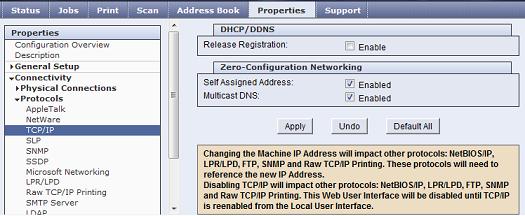 Additional DNS Settings