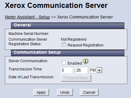 Communication Server