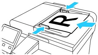 single pass document feeder
